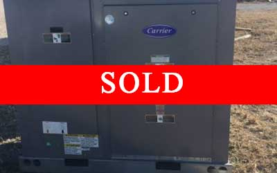 CARRIER - 11 Ton Air Cooled Chiller