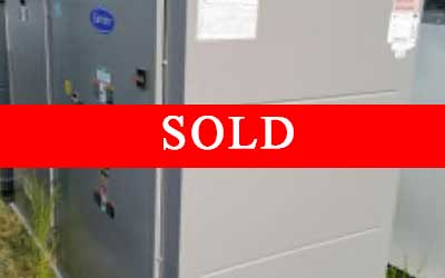 CARRIER – 30 Ton Air Cooled Chiller | (Unit 3)