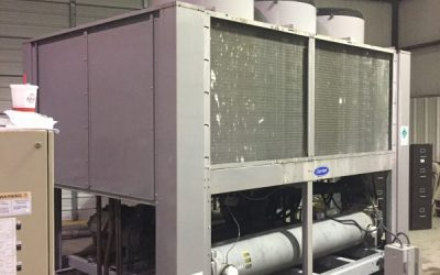 CARRIER –  30GTR080 80 Ton Air Cooled Chiller