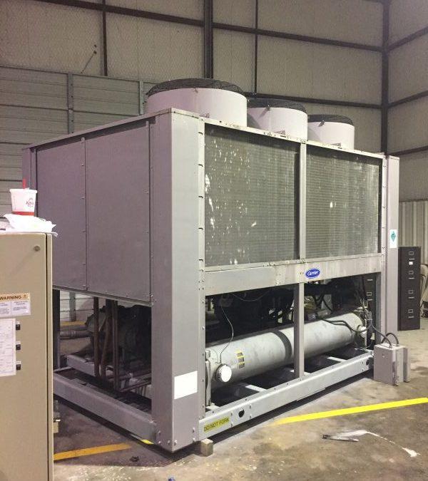 CARRIER –  30GTR080 80 Ton Air Cooled Chiller