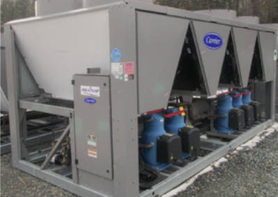 Carrier 120 ton Air Cooled Chiller