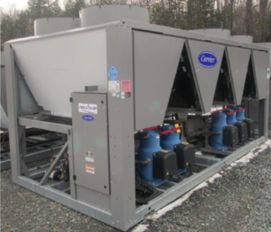 CARRIER – 120 Ton Air Cooled Chiller