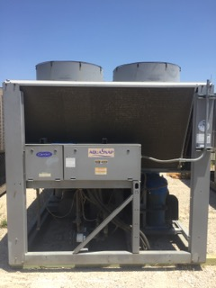 CARRIER – 30RBX150 150 TON AIR COOLED CHILLER