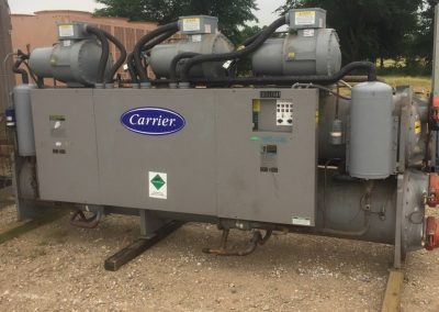 CARRIER – 250 TON WATER COOLED CHILLER