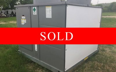CARRIER - 45 Ton New Surplus Air Cooled Chiller