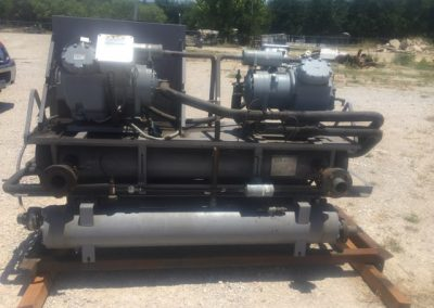 40 Ton Carrier Water Cooled Chiller