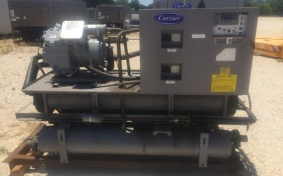 CARRIER – 40 Ton Water Cooled Chiller