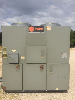 Trane 155 Ton Air Cooled Chiller