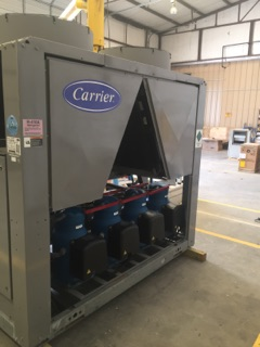 CARRIER – 30RBF08065 80 TON AIR COOLED CHILLER