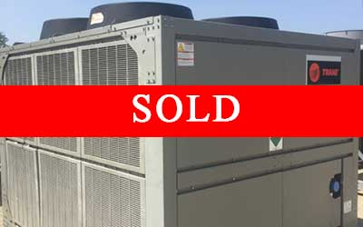 TRANE – 52 Ton Air Cooled Chiller
