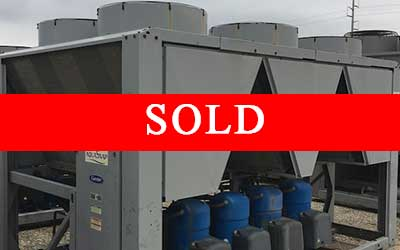 CARRIER – 30RBA100 100 Ton Air Cooled Chiller (2007)