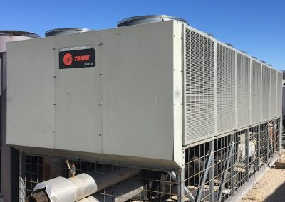 250 Ton Trane Air Cooled Chiller