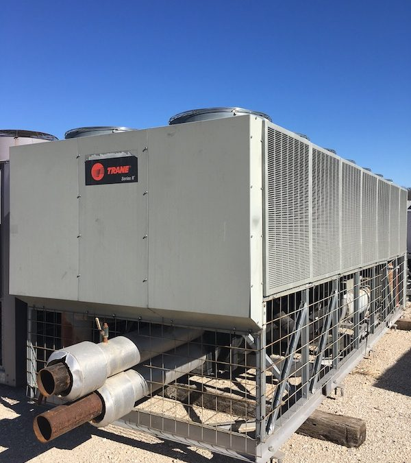 TRANE – 250 Ton Air Cooled Chiller