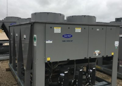 70 Ton Carrier Air Cooled Chiller - New Factory Overstock (Includes Warranty)