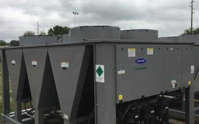 CARRIER – 70 Ton Air Cooled Chiller – New Factory Overstock (Includes Warranty)