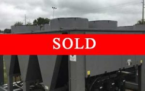 CARRIER - 70 Ton Air Cooled Chiller - New Factory Overstock (Includes Warranty)