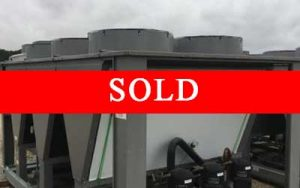 CARRIER - 90 Ton Air Cooled Chiller - New Factory Overstock (Includes Warranty)