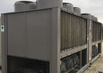 210 Ton Carrier Air Cooled Chiller