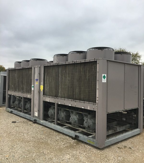CARRIER – 210 Ton Air Cooled Chiller
