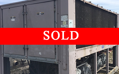 CARRIER - 30GTN100-E620KA 100 Ton Air Cooled Chiller (2002)