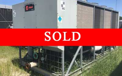 TRANE – 155 Ton Air Cooled Chiller (2008)