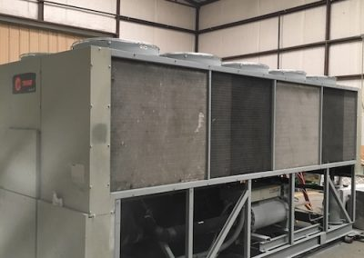 TRANE – 140 TON AIR COOLED CHILLER