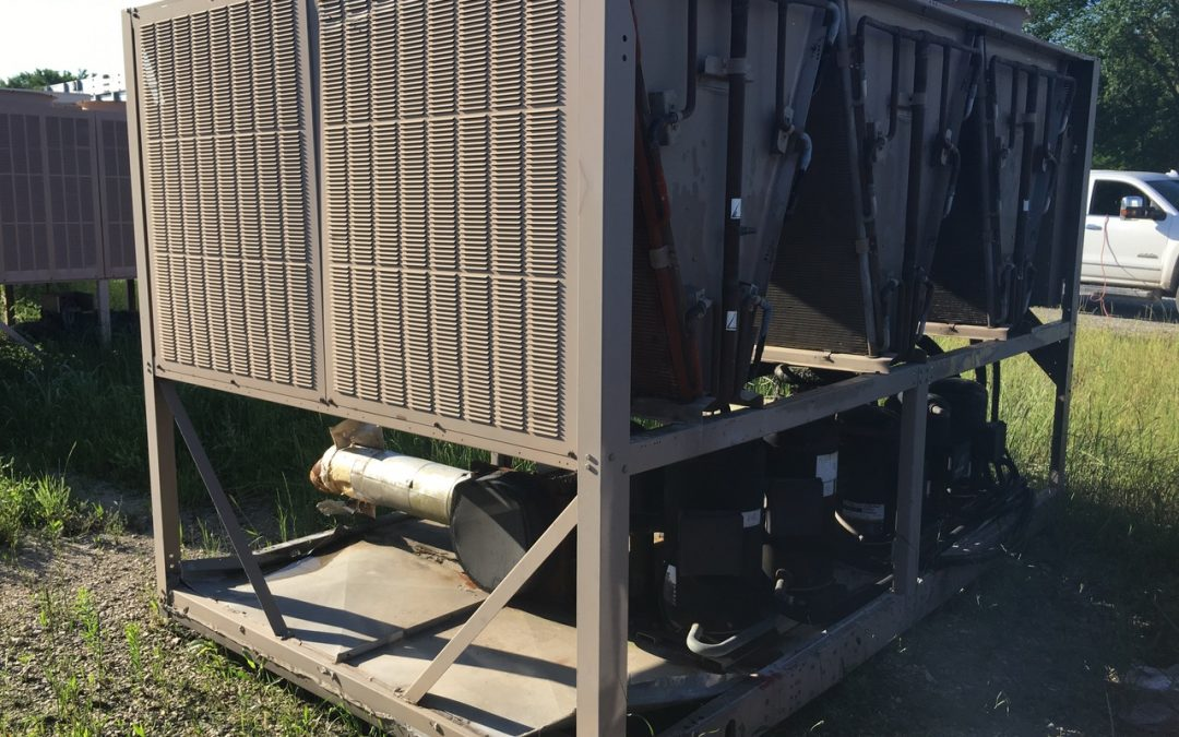 YORK – 100 Ton Air Cooled Chiller