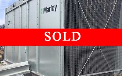 MARLEY - 269 Ton Cooling Tower (2014)