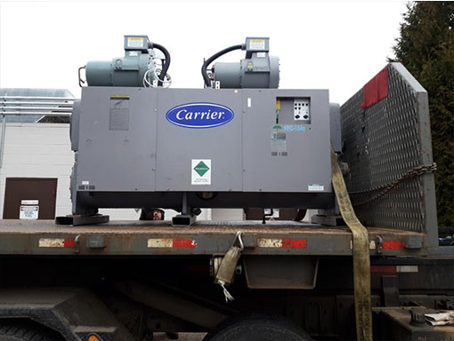 CARRIER – 95 Ton Water Cooled Chiller