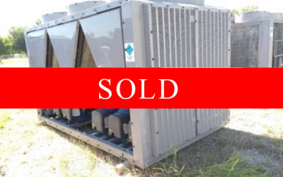 CARRIER - 30RBA1106--G7-C 110 Ton Air Cooled Chiller