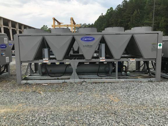 CARRIER – 30RBX17065-LH–3 – 170 Ton Air Cooled