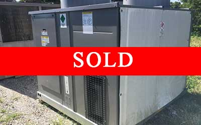 CARRIER – 30RAP0505F-0G100 – 50 Ton Air Cooled Chiller