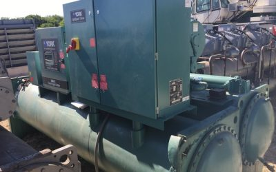 YORK – 300 Ton Water Cooled Chiller