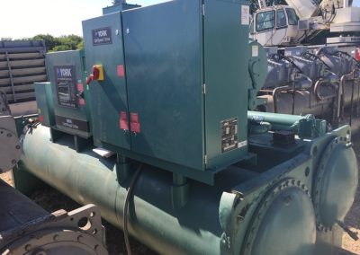 Used York 300 Ton Water Cooled Chiller