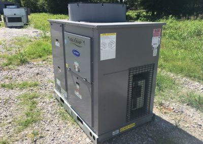 CARRIER – 16 TON AIR COOLED CHILLER