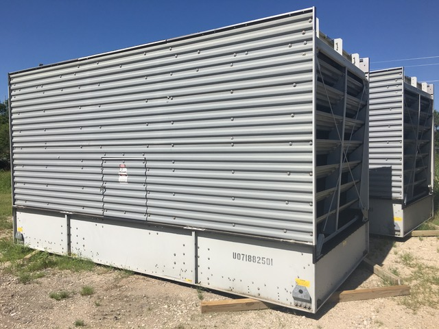 BAC – 333 Ton Cooling Towers