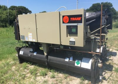 160 Ton Trane Water Cooled Chiller (Two Available)
