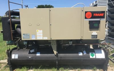 TRANE – 160 Ton Water Cooled Chiller
