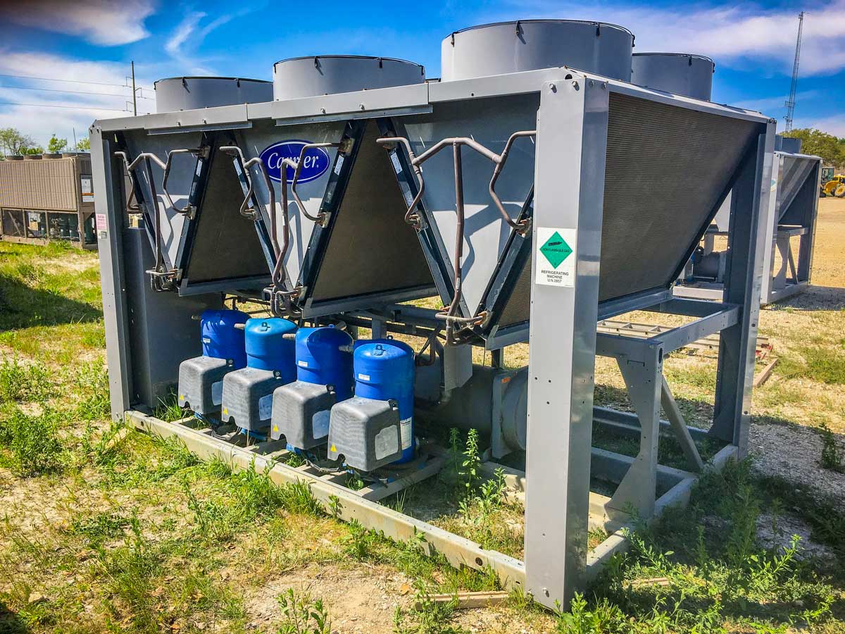 9814edf960 Texas Used Chillers   New & Used Chillers, Cooling Towers & Equipment
