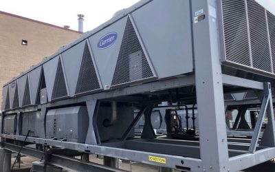 CARRIER – 260 Ton Air Cooled Chiller