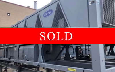 CARRIER - 260 Ton Air Cooled Chiller