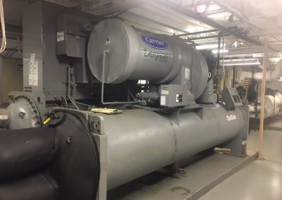 400 Ton Carrier Water Cooled Chiller
