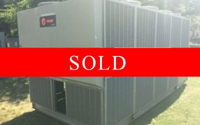 TRANE - 155 Ton Air Cooled Chiller