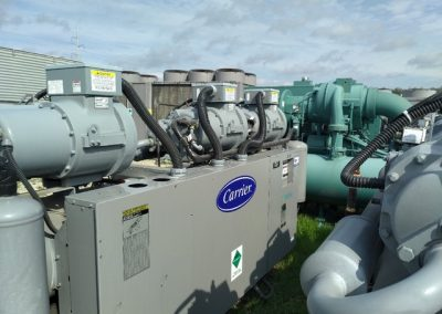 211 Ton Carrier Water Cooled Chiller