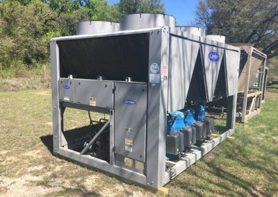 100 Ton Carrier Air Cooled Chiller