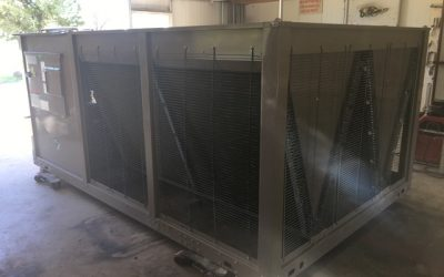 YORK – 45 Ton Air Cooled Chiller
