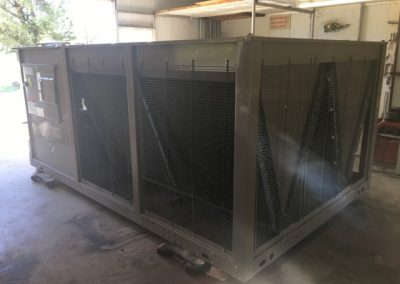 Used 45 Ton York Air Cooled Chiller