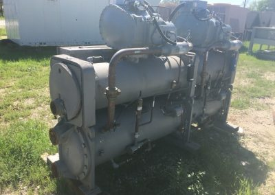 95 Ton Carrier Water Cooled Chiller