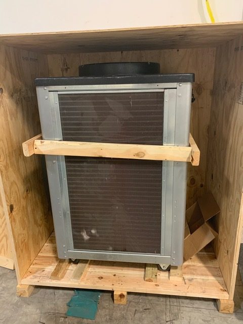 TEMPTEK – 5 Ton Air Cooled Chiller