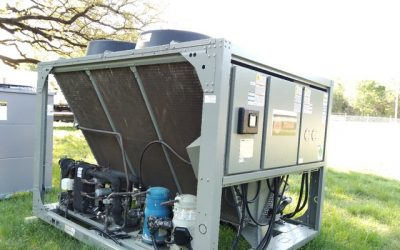 TRANE – 40 Ton Air Cooled Chiller